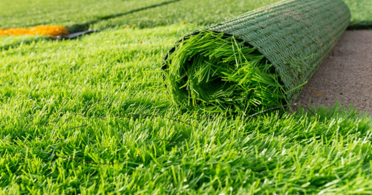 Why you should think twice about using fake grass