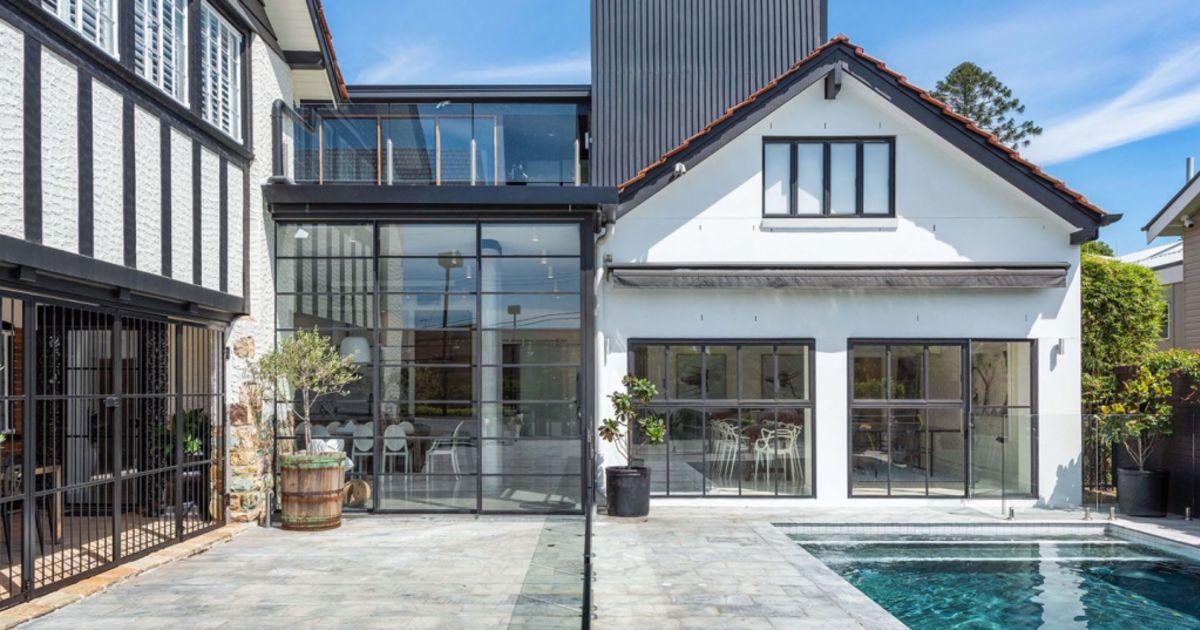 Your Domain Inside A 1928 Tudor Dream Home Enhanced For Modern Luxury Living