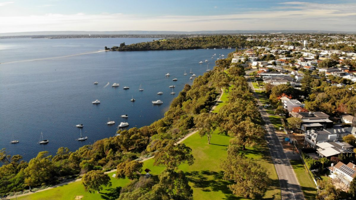 Why the Mosman Park property market is a magnet for Perth's well-heeled  residents