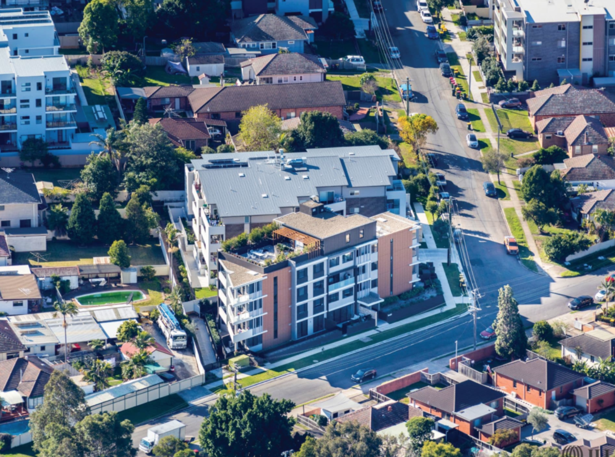 Western Sydney apartment block leased to coliving provider ...