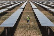 Does bushfire smoke make household solar panels less effective?