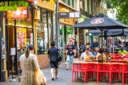 'New Chinatown' propels surge in F&B retail in Melbourne CBD