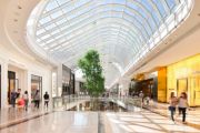 Malls stay open as social distancing rules tighten