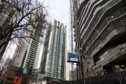How has Melbourne's apartment market fared during COVID-19 crisis?