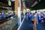 Suburban shopping strips fight back
