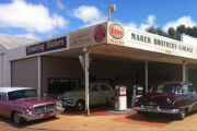 A car enthusiast's dream: Collection of motoring memorabilia up for sale in WA