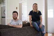 'We're not going to break up': Why these two Brisbane mates bought a house together