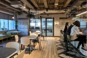 Landlord opens flexible workspace in Sydney building