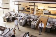 Are our major cities about to run out of office space?