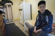 StreetSLEEP ambassador Benjamin Law says homelessness is 'a national scandal'