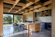Inside the clever remodel of a charming 1960s weekender
