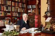 How human rights advocate Julian Burnside spends his day
