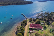 Australia's first railway station near Port Arthur is for sale