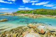 'I couldn't dream up a better place': Where the bush meets wine and the ocean