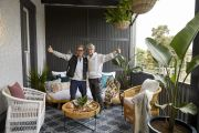 'It's trying too hard': Interior experts share their thoughts on The Block verandahs