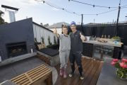'This is so daggy': Interior experts on terrace, garden and garage week