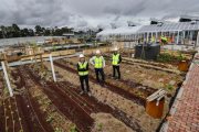 'World's most sustainable shopping centre' takes root in the suburbs