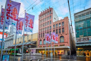 David Jones moves on Bourke Street divestment
