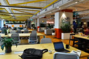 A co-working experiment: where will my start-up call home?