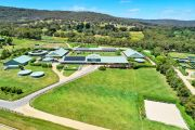 Macedon Lodge racehorse training facility on the market