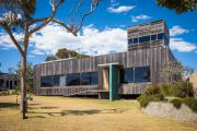 Sustainable home full of surprises on the market in Merimbula