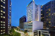 New Holiday Inn Express in Melbourne's Southbank could be Australia's most environmentally friendly hotel
