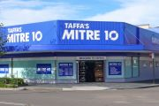 The building that was home to iconic West Ryde hardware store Taffa's is on the market