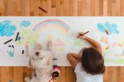 Dogs or kids: Which are more destructive around your home?