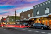 Newtown retail strip reborn as vegan central