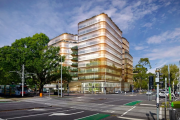 Global fund buys $330m East Melbourne office