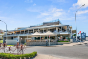 The home of Danny's Seafood restaurant at La Perouse is on the market