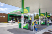 What's driving the demand for Sydney's service stations?