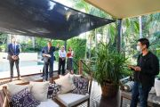 Sydney's auction clearance rate slips, some rush to do deals