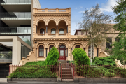 Grand East Melbourne property built for famous publican on the market