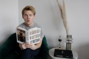 'I'm acquiring lots of new material': Joel Creasey is turning to humour in isolation