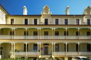 Brisbane's historic Adderton gets creative in its old age