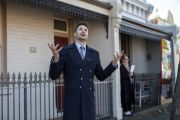 Investor drops $1 million on tiny terrace in Princes Hill auction