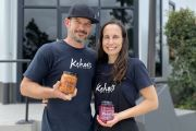 How a change in diet inspired this couple to quit their day jobs