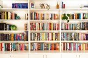 Book-lovers share their tips for decorating with books in the home