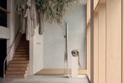 Reworked showroom shines as designer rug gallery