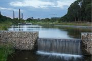 Former Sydney brick pit wins top architecture award in New York
