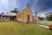 Stunning chapel conversion in the heart of SA wine country comes with income potential