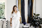 The Design Files: Inside the perfectly preserved home of interior designer Linda Habak