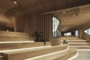 Entries in the 2020 Timber Design Awards show what is around the corner