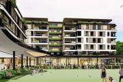 Seniors living development plans at Waverley Bowling Club