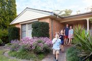 Why life in lockdown encouraged the Wallace family to sell their first home