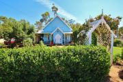 Take me to church: The properties awaiting a divine conversion