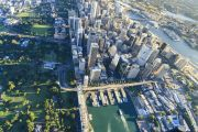 Where have all Sydney and Melbourne's new homes been built?