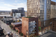 Grocon faces insolvency as work grinds to halt on hip inner-city office site
