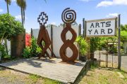 The Arts Yard at Bangalow on the market for $3.1 million